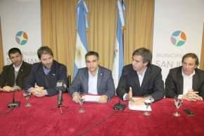 Maratón organizada por la Municipalidad de la Ciudad de San Juan, Asociación ELA Argentina y la Obra Social Provincia