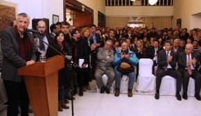 Dirige la palabra el diputado nacional José Luis Gioja