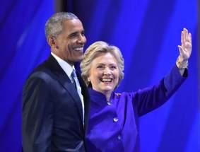 En la tercera jornada de la Convención, el presidente Obama dio un fuerte apoyo a Hillary