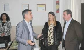 El intendente Franco Aranda se interiorizó sobre el proceso de auditoría del Concejo Deliberante
