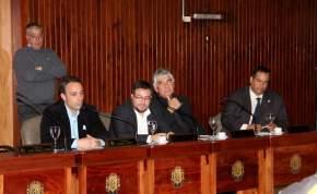 19ª sesión del Concejo Deliberante capitalino