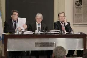 Organismos de Derechos Humanos recibieron del Gobierno Nacional los documentos desclasificados que el Secretario de Estado norteamericano, John Kerry entregó a la canciller Susana Malcorra
