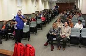 Capacitación en primeros auxilios dirigida al personal de la Legislatura