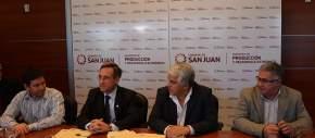 El Ministerio de la Producción firmó acta complementaria con la Univ. Católica de Cuyo