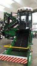 Máquinaria para cosecha de tomate