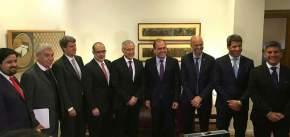 Los gobiernos de Argentina y Chile avanzan en la concreción del túnel Agua Negra