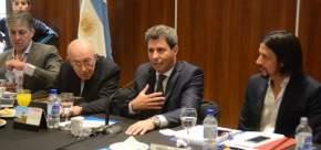 Apertura de la Reunión y el Plenario de la Comisión Federal de Impuestos