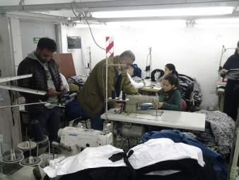 Talleres Textiles Clandestinos