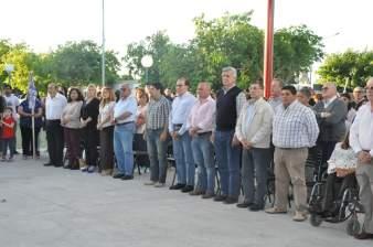 Homenaje al Ex Presidente de la Naci�n N�stor Kirchner en Rawson