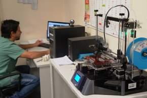 El Hospital Rawson adquirió una impresora 3D
