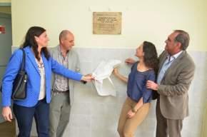 Reinauguración de  4 Centros de Salud