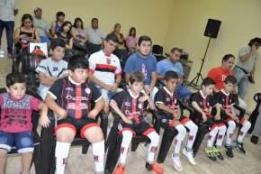 Conferencia de prensa donde se ultimaron detalles acerca del Torneo