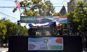 Capital se prepara para recibir el Dakar