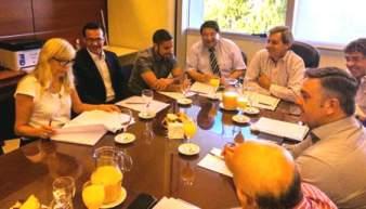 Reunión paritaria docente