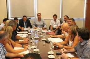 Reunión Paritaria Docente Provincial del 01/03/2017