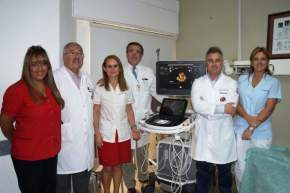 Servicio de Cardiología del Hospital Rawson