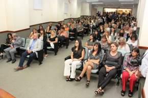 """Asistentes al Panel """"Hacer desde la Mujer"""""""