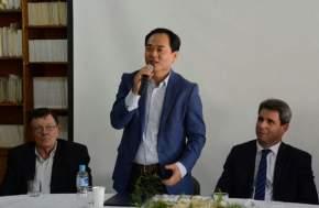 Embajador de la República Popular China, Dr. Yang Wanming
