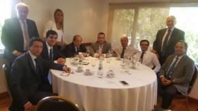 Comisión de Reforma del Código Procesal Penal a nivel provincial con Gonzalo Rua, especialista en el tema