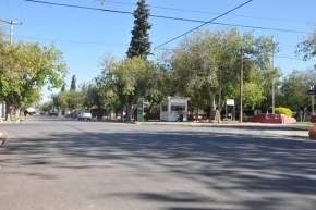 Inauguraron las obras de pavimentación y repavimentación de importantes barrios rawsinos