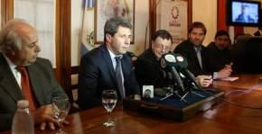 Entregaron subsidios a municipios de Rawson, Capital y Chimbas