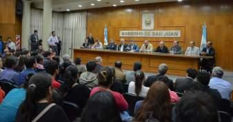 Importantes obras se realizarán en Bermejo, Marayes y la Planta