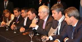 Dirigió la palabra el embajador de Argentina en Chile, José Octavio Bordón