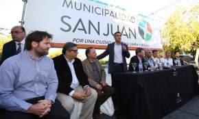 Habla el intendente municipal de capital, Franco Aranda