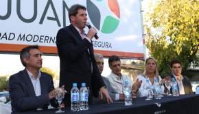 Dirigió la palabra el gobernador Sergio Uñac