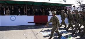 Desfile cívico-militar