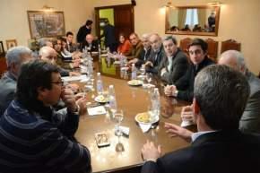 Reunión del Gabinete Provincial
