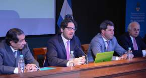Habla el ministro de Justicia y DDHH, Germán Garavano