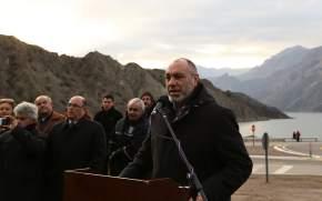 Ministro de Planificación e Infraestructura, Julio Ortiz Andino