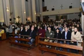 Autoridades en la Ceremonia de Imposición del Palio Arzobispal