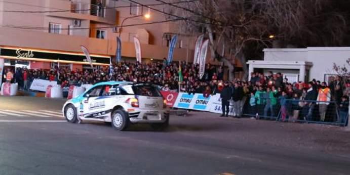 Super Especial del Rally Sudamericano en San Juan