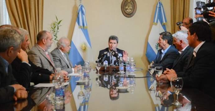 Gasoducto paralelo de alta presión Mendoza - San Juan