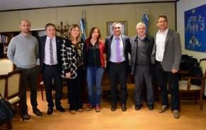 Convenio entre Ministerio de Salud y Municipio de Capital