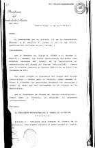 Senador Godoy-Consejo de la Magistratura 2