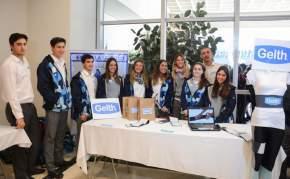 Interesante actividad emprendedora de los jóvenes de la provincia