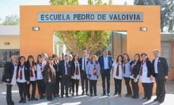 Escuela P de Valdivia