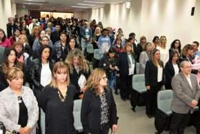 En la Sala de Vicegobernadores distinguieron a estudiantes del Programa de Alfabetización para Adultos