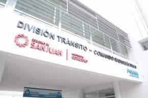 Inauguraron el edificio propio del Comando Radioeléctrico y la División de Tránsito