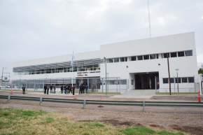 Nuevo edificio del Comando Radioeléctrico y División de Tránsito