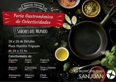 Feria Gastronómica de Colectividades