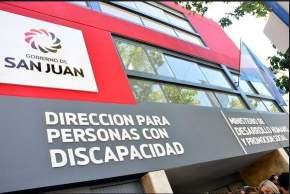 Inauguración del nuevo edificio de la Dirección de Personas con Discapacidad