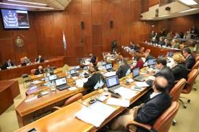Décima sesión del período ordinario legislativo 2017