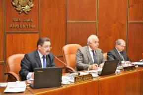 El vicegobernador Marcelo Lima presidió la Décima sesión del periodo ordinario 2917
