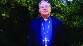 El obispo de San Isidro, Oscar Ojea