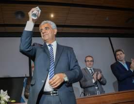 Walberto Allende, diputado nacional electo