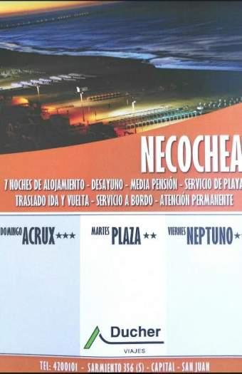 Ducher 2017 - Necochea